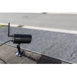 Kit de 2 cámaras inalámbricas con pantalla táctil IP