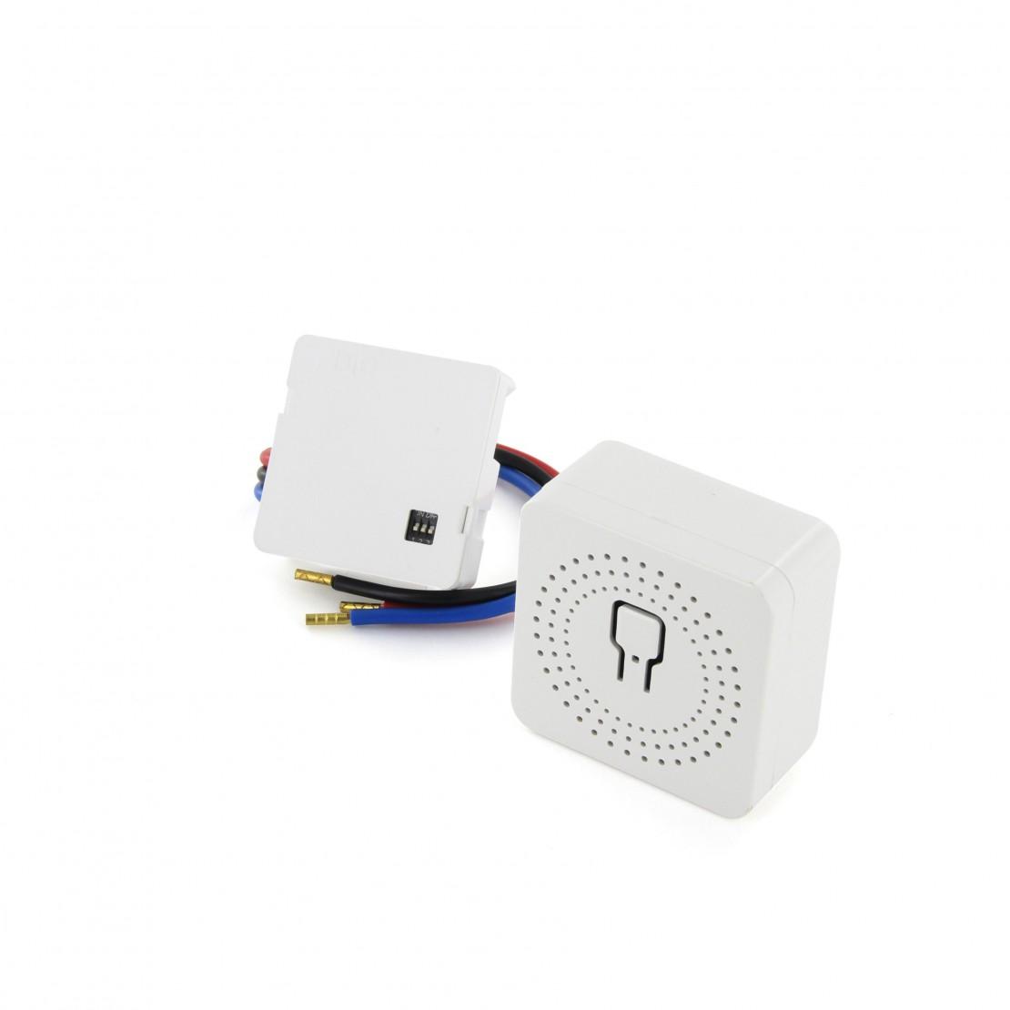 Pack discret verlichting DiO 2.0Verlichtingmodule & zendmodule