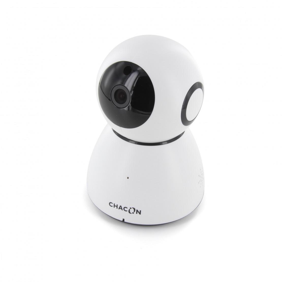 Caméra Wi-Fi HD 1080P rotative