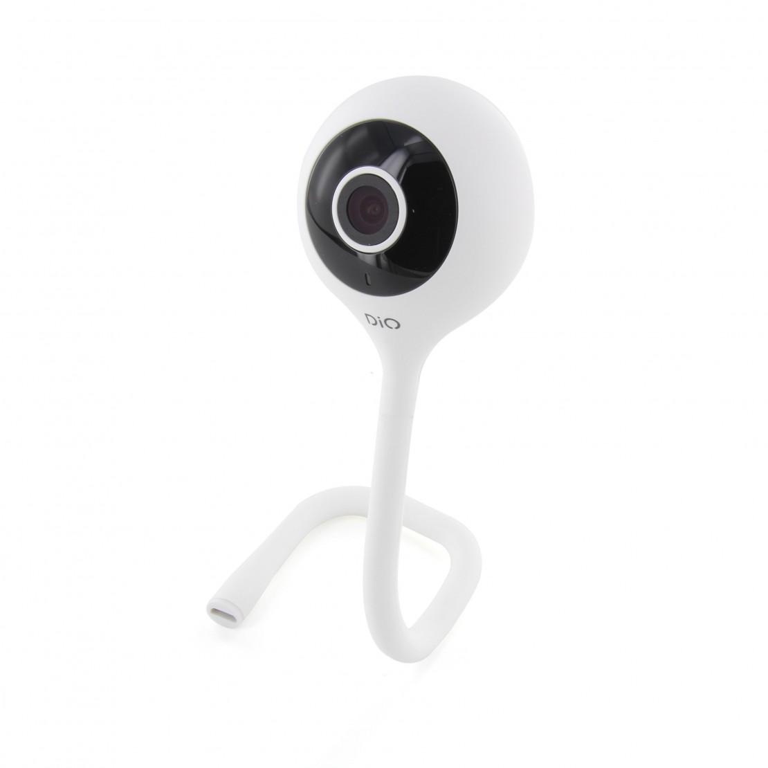 HD-camera met wifi en geluidsdetectie