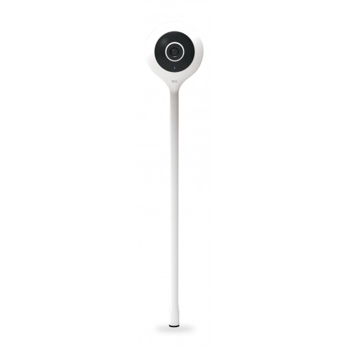 Wi-Fi HD camera with sound detection