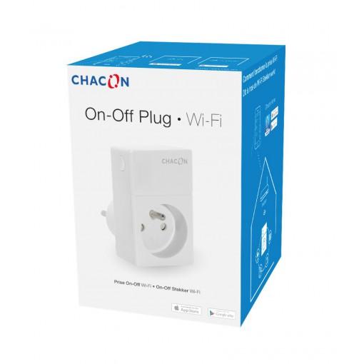 3 Prise Wi-Fi CHACON     ESHOP ESHOP