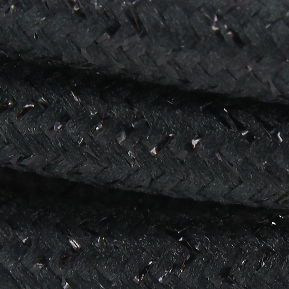 Câble textile soie Pailllet no HO3VV-F 2x0,75mm2 3m