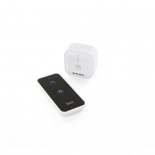 Kit persiana con módulo y mando a distancia 1 canal - DiO 1.0