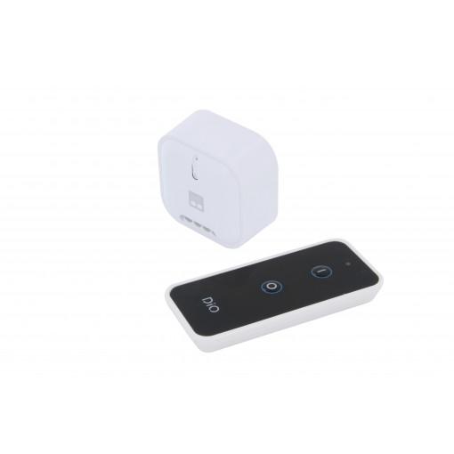 Kit persiana com módulo e telecomando 1 canal - DiO 1.0