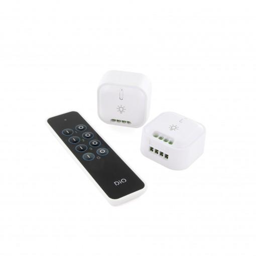 Kit 2 módulos de iluminación(1000W) y mando a distancia- DiO 1.0
