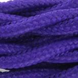 Cable textile soie torsadé vio HO3VV-F 2x0,75mm2 3m