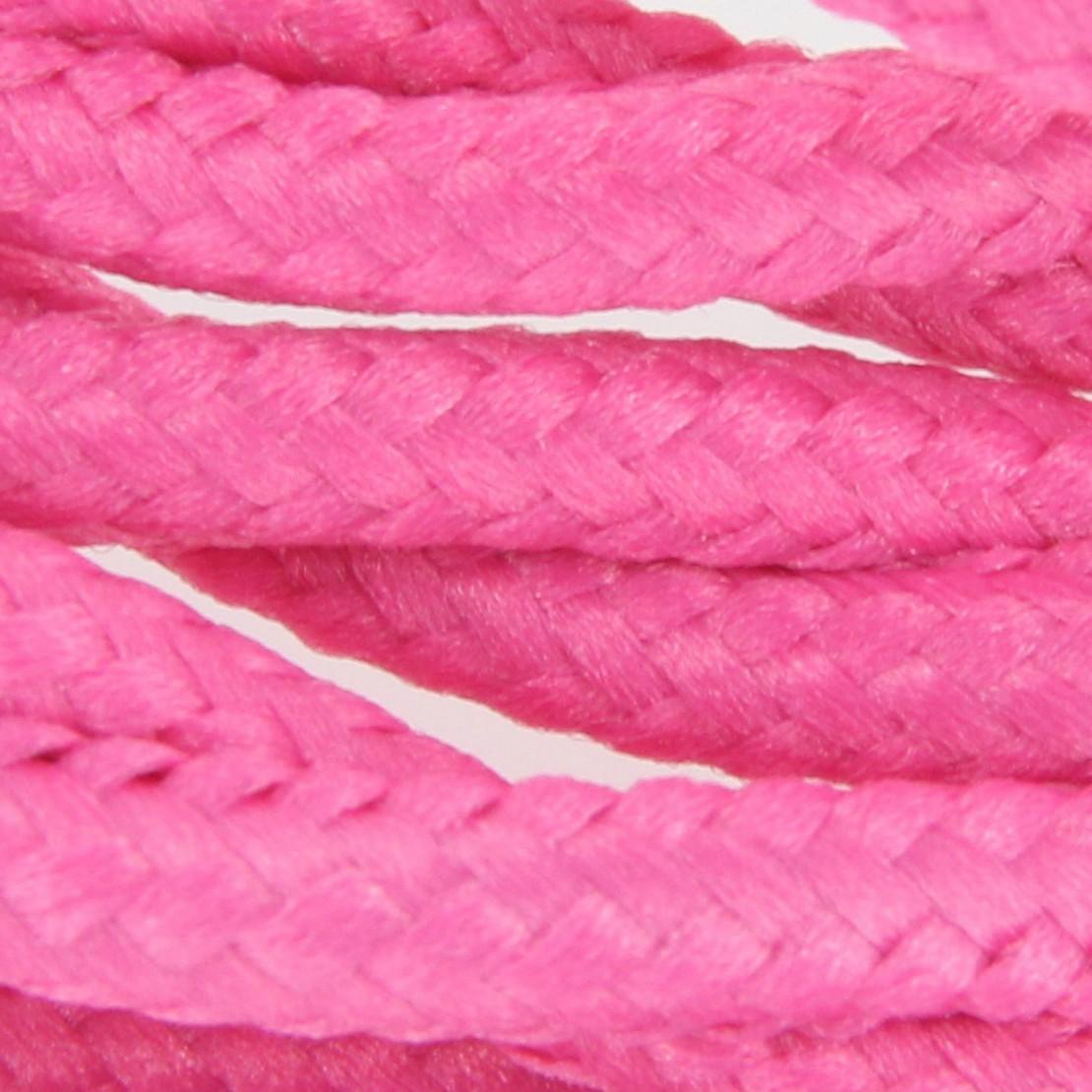 Cable textile soie torsadé fus HO3VV-F 2x0,75mm2 3m