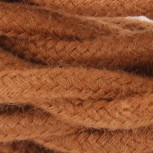 Cable textile coton torsadé da HO3VV-F 2x0,75mm2 3m