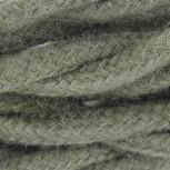 Cable textile coton torsadé vg HO3VV-F 2x0,75mm2 3m