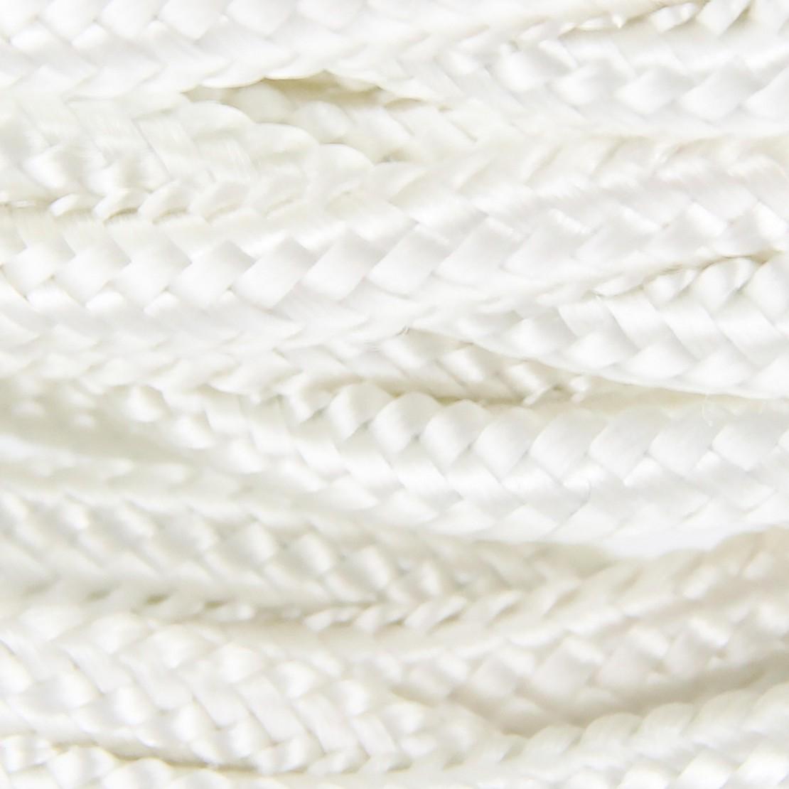 Cable textile soie torsadé ivo HO3VV-F 2x0,75mm2 3m