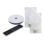 DiO Home+ Hub met smartlampen
