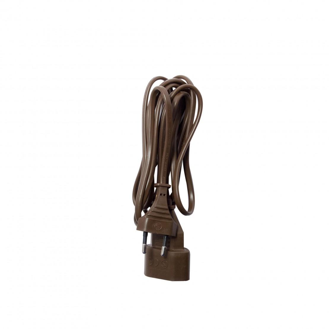 Prolongateur brun 2,5m