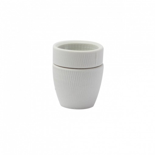 E27 porcelain lamp holder, white