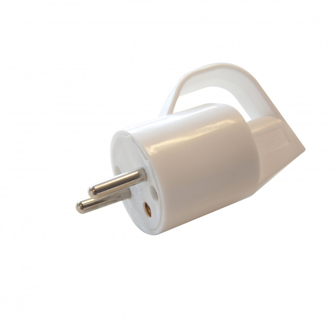 Pull-out movable plug - 16 A white