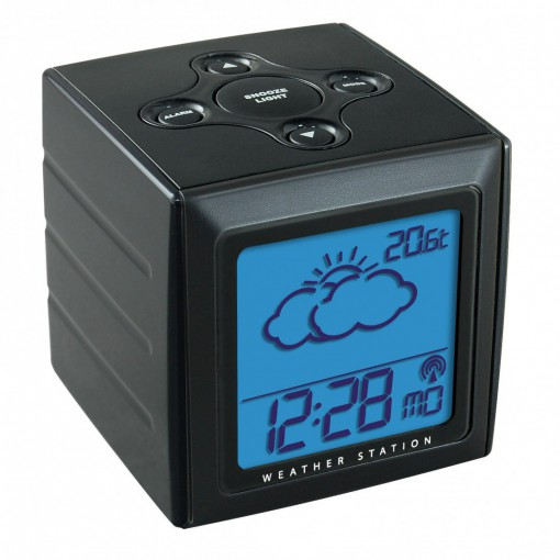 Weather station cube