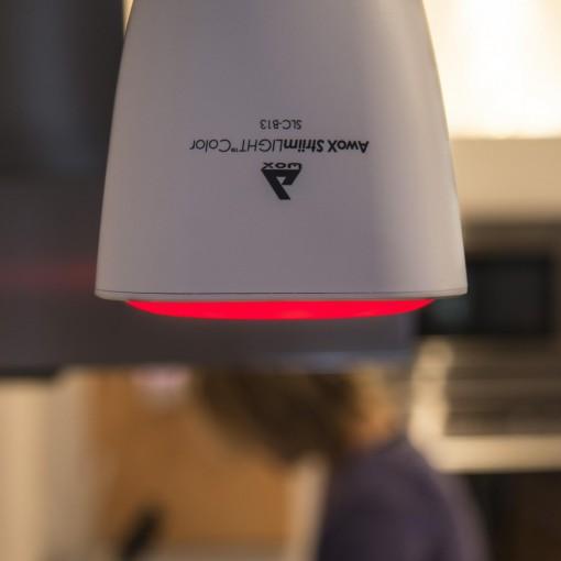 StriimLIGHT - ampoule E27 couleur connectée avec enceinte Bluetooth