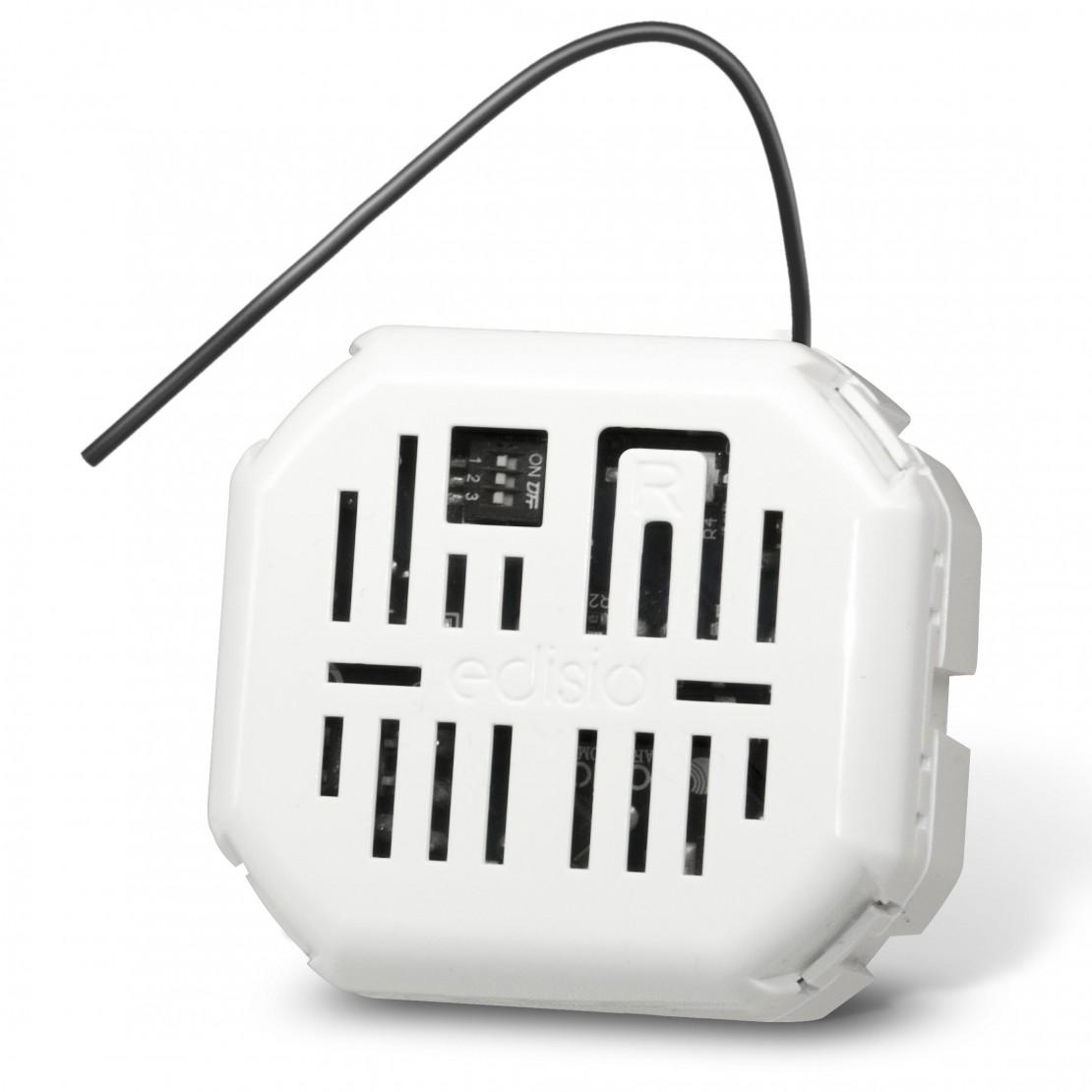 Micromodule émetteur 2 canaux sur 230V
