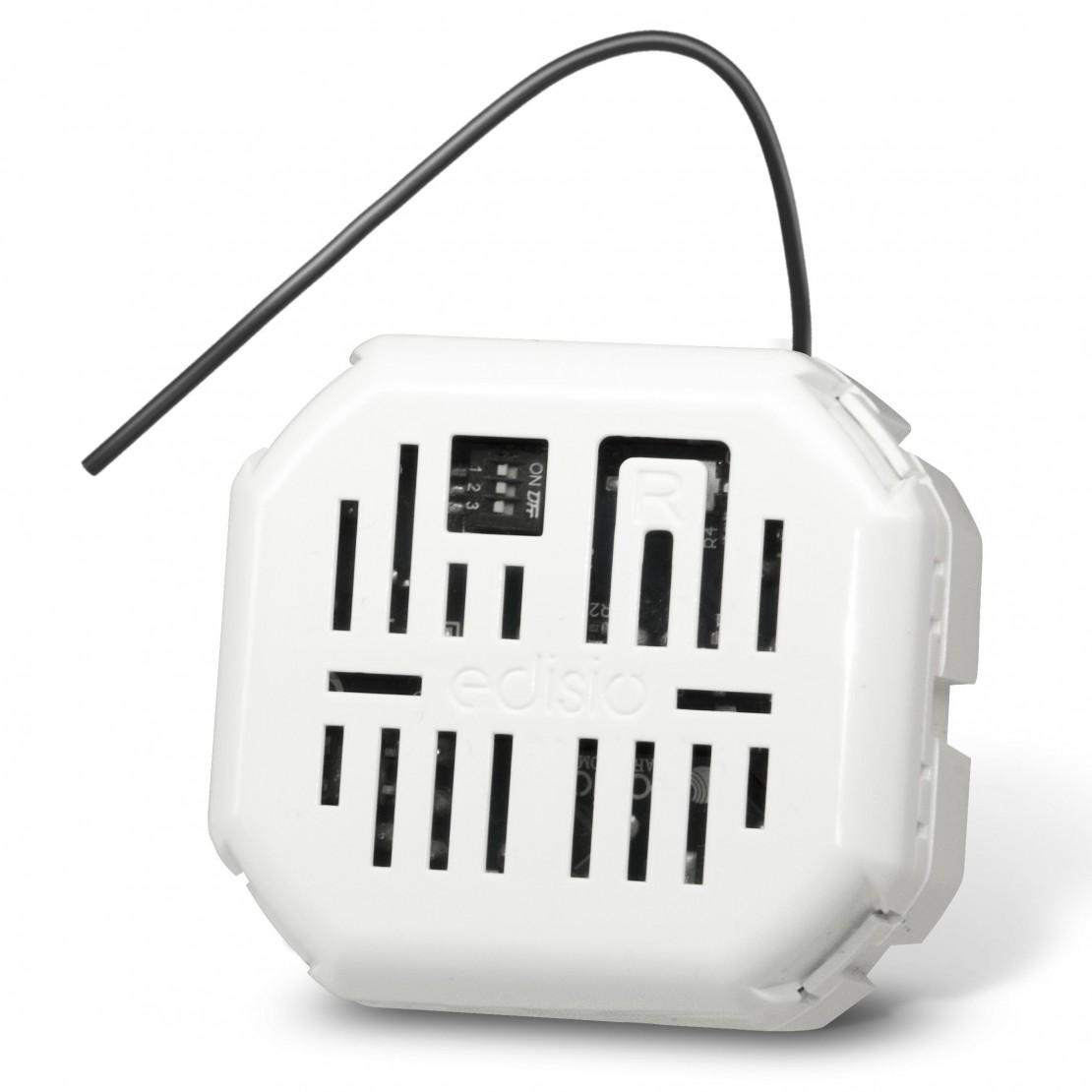 Dimmer transmitter/receiver micro-module