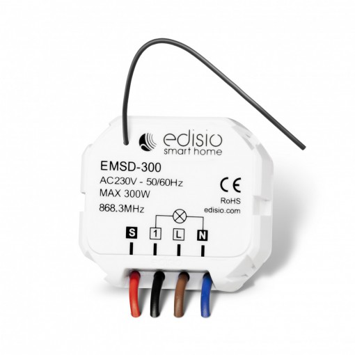 Dimmer micro-module for lighting