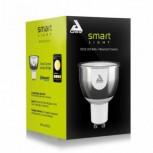 SmartLIGHT - lâmpada GU10 branca, ligação à internet por Buetooth