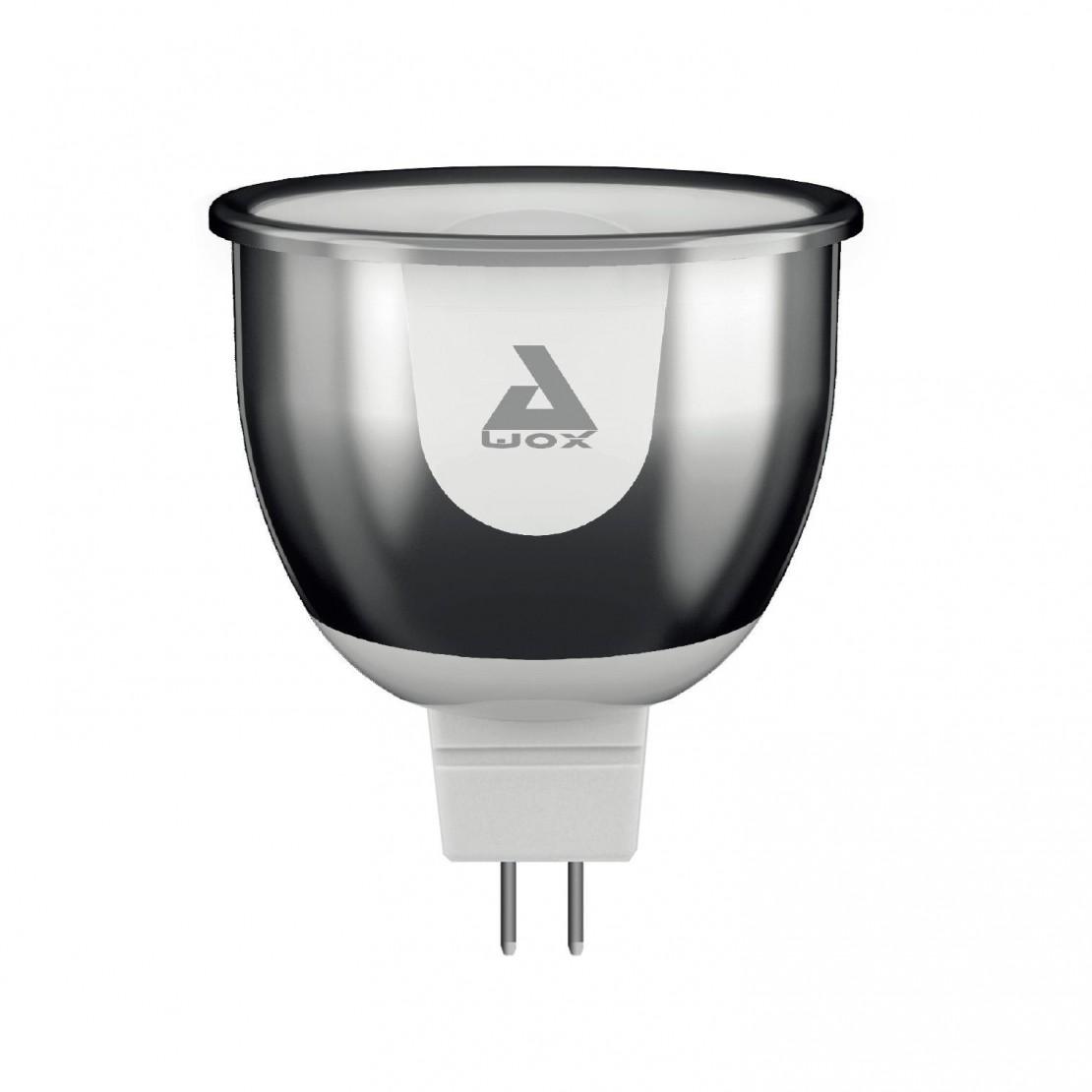 SmartLIGHT - lâmpada GU5.3 branca, ligação à internet por Buetooth