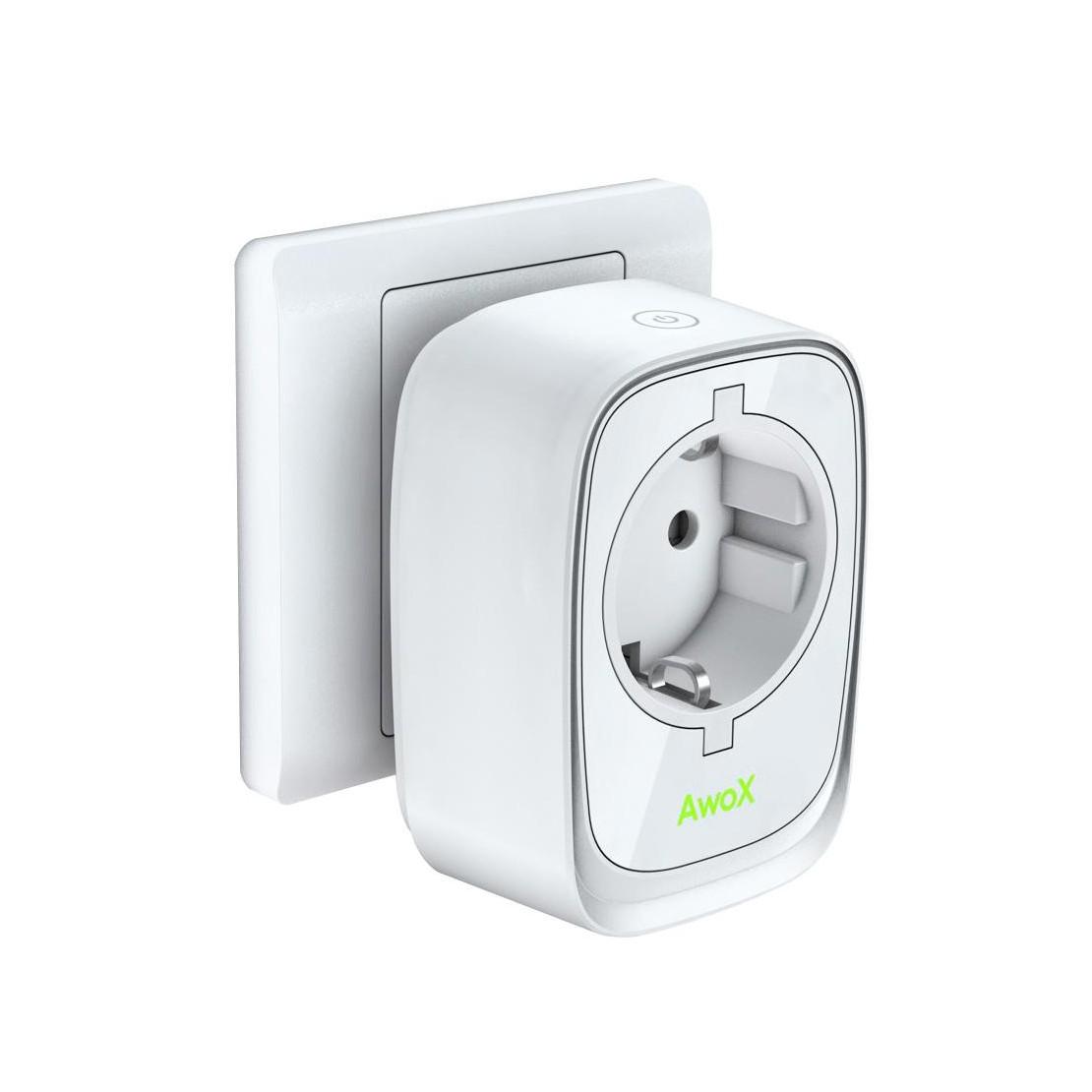 SmartPLUG - Enchufe conectado Bluetooth - versión SCH