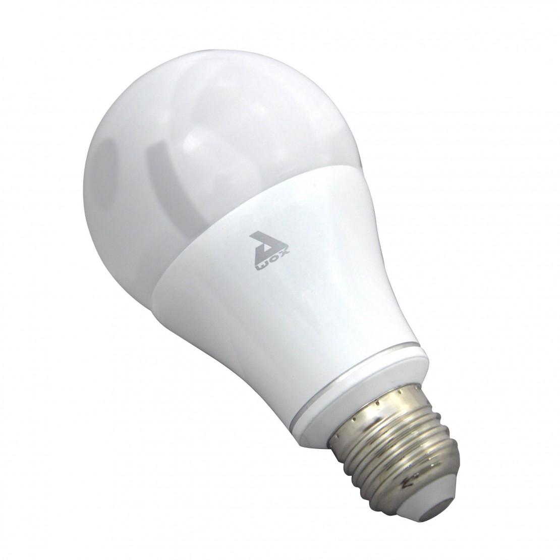 SmartLED - bombilla E27 blanca conectada Bluetooth