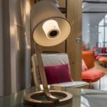 StriimLIGHT - lâmpada E14 de cor, ligação à internet coluna Bluetooth
