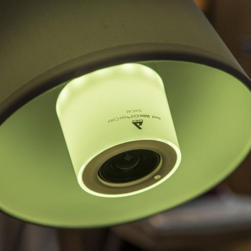 Mini Ampoule LED Couleur + Enceinte Bluetooth