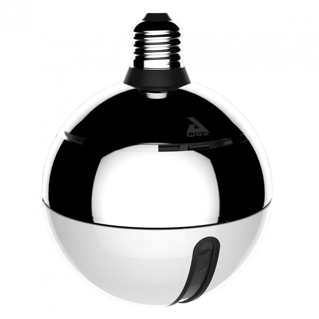 CamLIGHT - lâmpada e câmara HD Wi-Fi