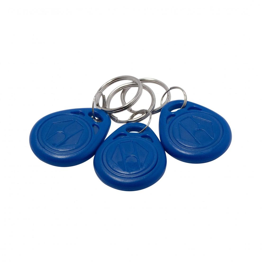 Lote 3 distintivos RFID