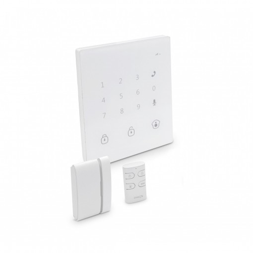 GSM/SMS alarm system touch control