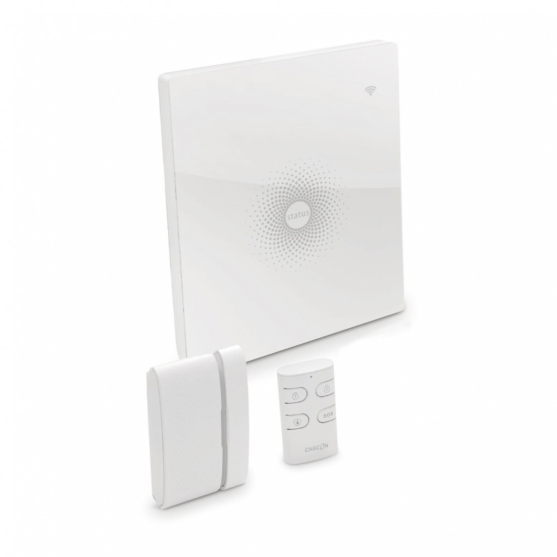 Système d'alarme Wi-Fi sans fil tactile