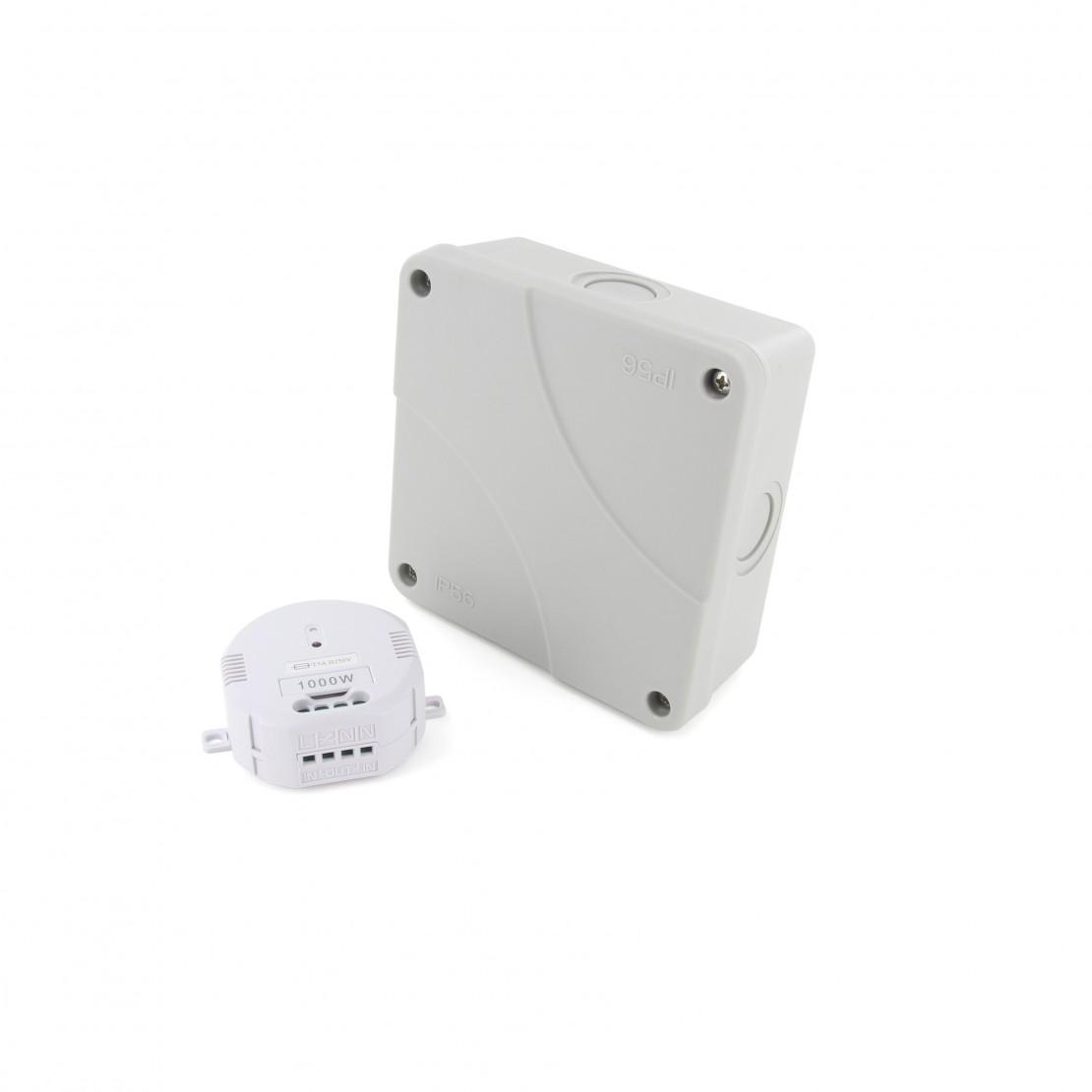 Módulo on/off e bloco estanque (1000W)
