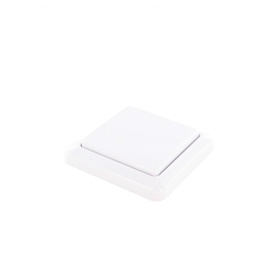 Interrupteur minuterie sans fil (blanc)