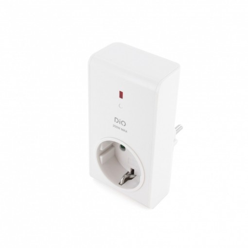 Remote-controlled dimmer socket (SCH)