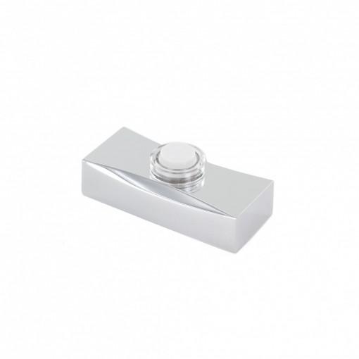 Silver push button