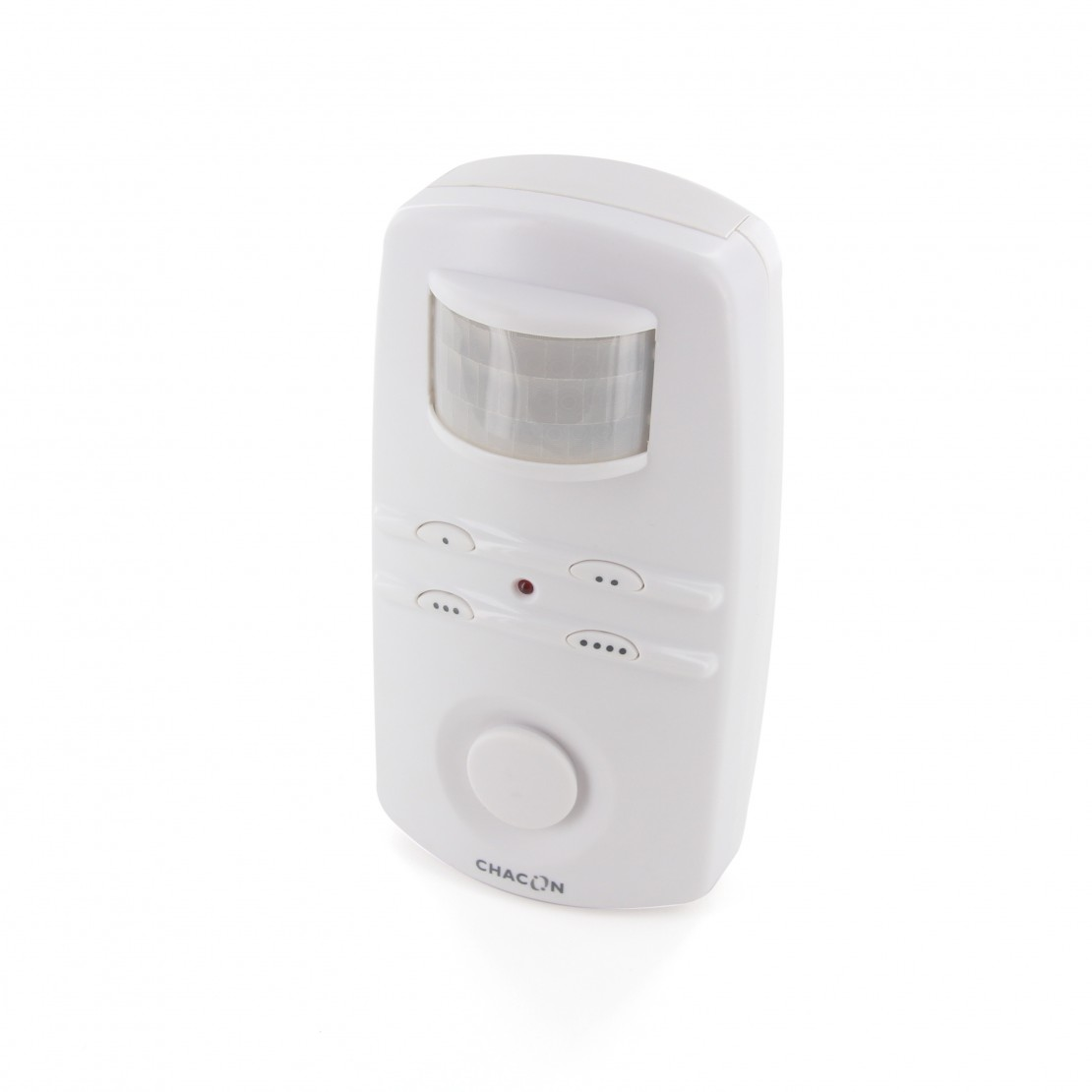 Motion sensor alarm with code