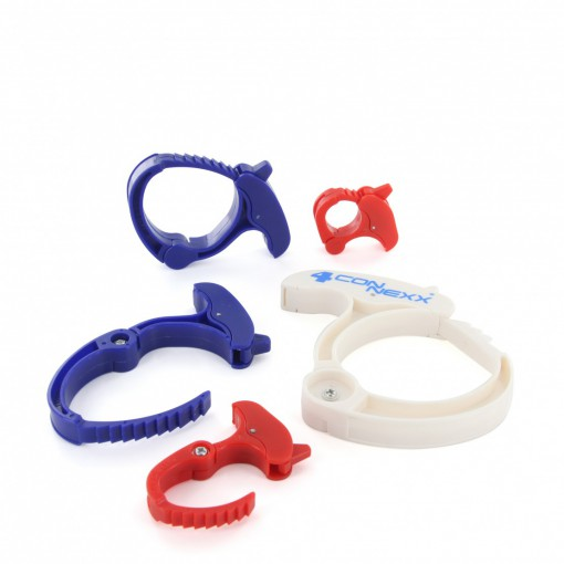 CUFF cable organiser - 5 pieces