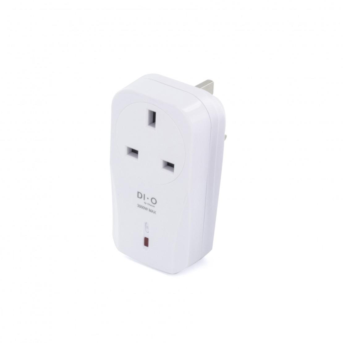 On/off socket (3000 W, UK)