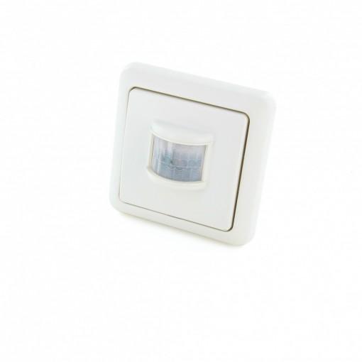 Interrupteur avec détecteur de mouvementsans fil (blanc)
