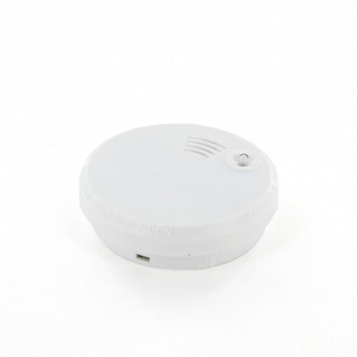 Detector de humo óptico con pila litio - 11 años