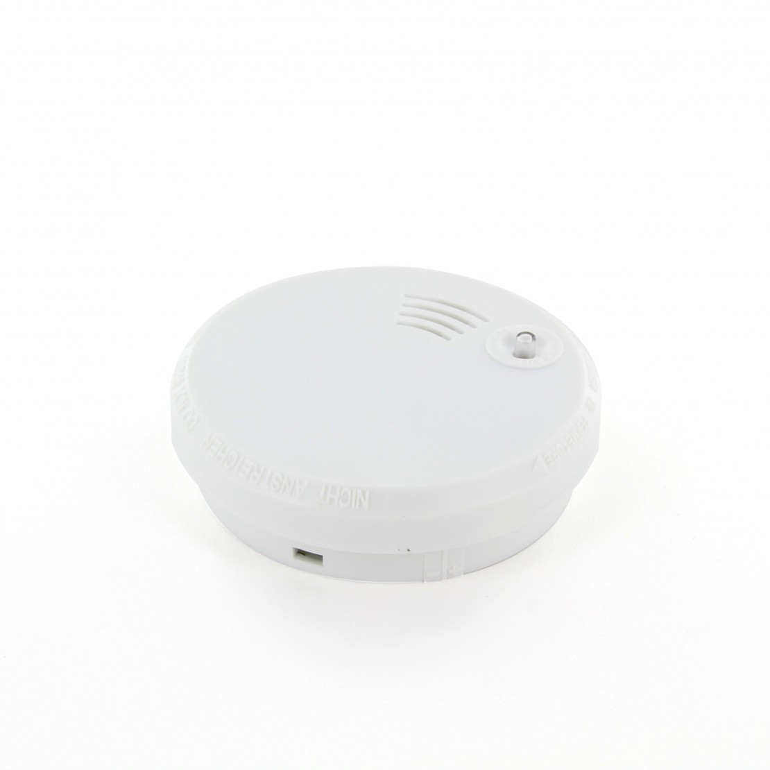 Optical smoke alarm with lithium battery - 11 years