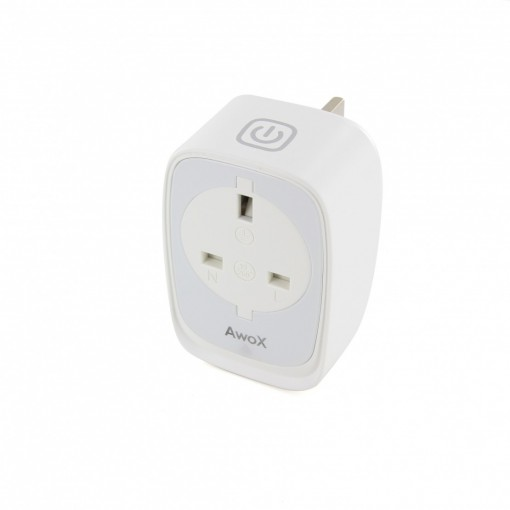 SmartPLUG - Bluetooth connected socket - UK version