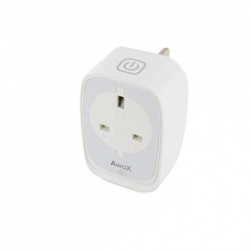 SmartPLUG - tomada com ligação à internet por Bluetooth - versão Reino Unido