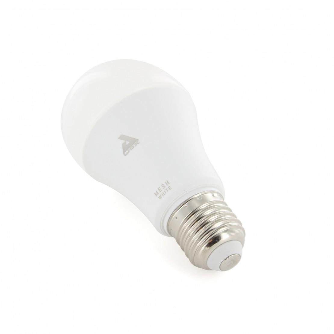 SmartLIGHT - ampoule E27 blanche Buetooth Mesh