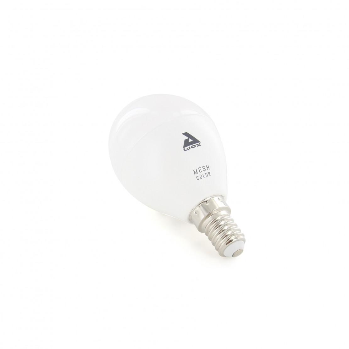 SmartLIGHT - ampoule E14 couleur Buetooth Mesh