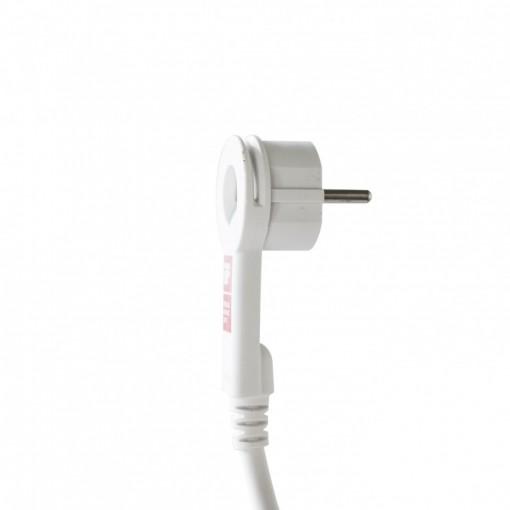 Base 5T wifi con interuptor1,5m ficha plana blanca