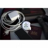 Adaptador de viaje q2powerWorld to Europe